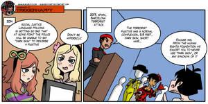 Triggerhappy: Satire is dead by KukuruyoArt
