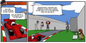 Triggerhappy: Formula 1 by KukuruyoArt