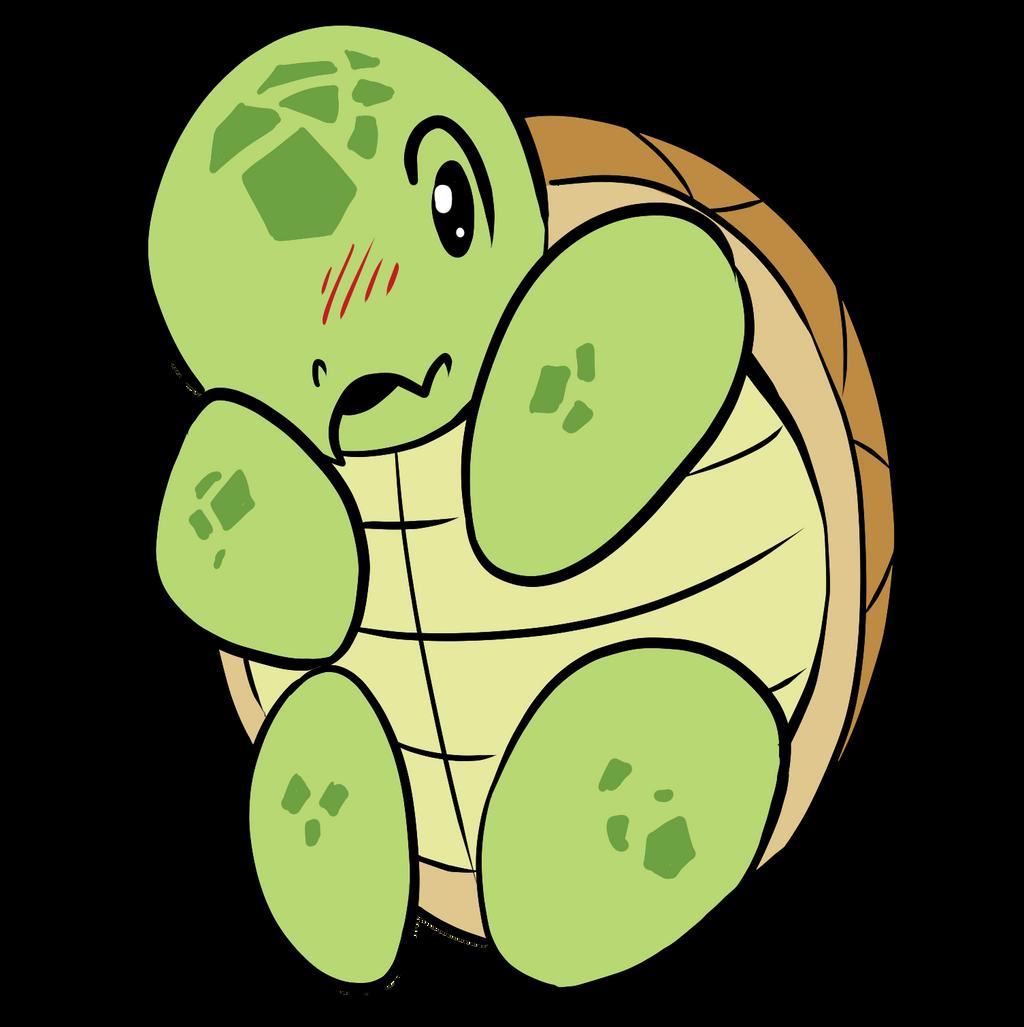 Commission: Ankward Turtle by KukuruyoArt