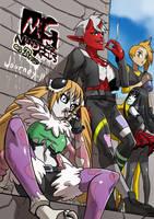 Monster girls on tour 3rd anniversary contest by KukuruyoArt