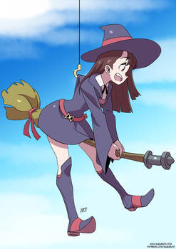 Patreon reward: Akko