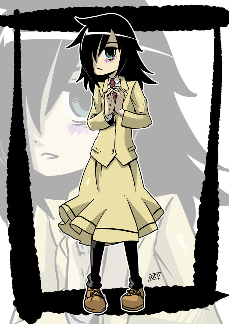 Watamote by KukuruyoArt