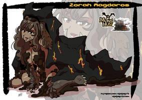 Zorah Magdaros by KukuruyoArt
