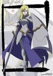 Goblin slayer's paladin