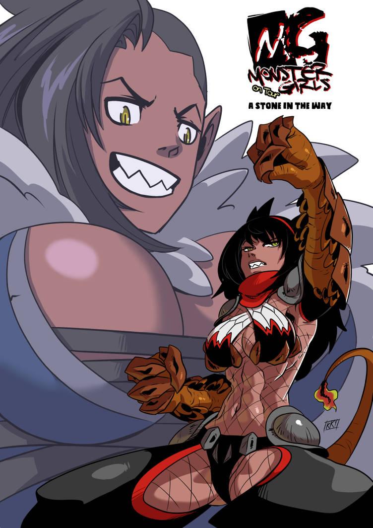 Monster girls on tour Chapter 6 by KukuruyoArt