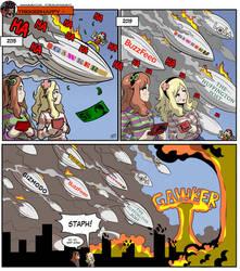 Triggerhappy: Gawker 3.0 by KukuruyoArt