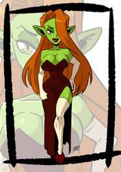 Goblin commission 4 by KukuruyoArt
