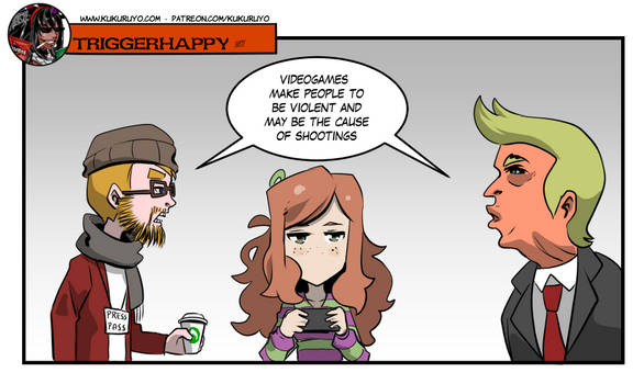 Triggerhappy: Two girls one cup