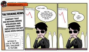 Triggerhappy: Woke profit