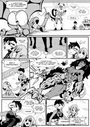 The Succubus is a shonen protagonist 15