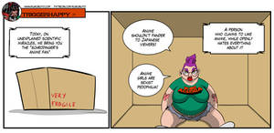 Triggerhappy: Schrodinger's anime fan