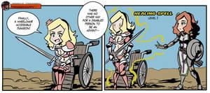 Triggerhappy: Wheelchair accessible