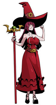 Mature Witch