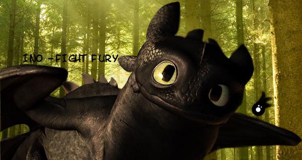 HTTYD::Young NightFury full body edit by XxTheDragonTrainerxX on ...