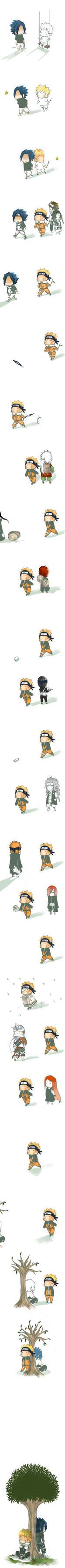 Naruto History's by SorayaAnimeFan4Ever