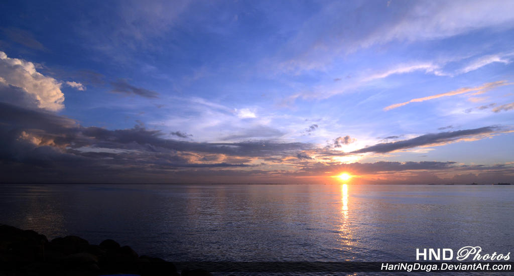 November Sunset 2014 by HariNgDuga