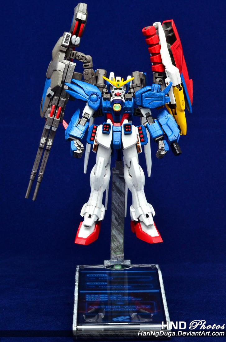 1/144 XXXG-00EW METEOR-WALTZ Gundam by HariNgDuga