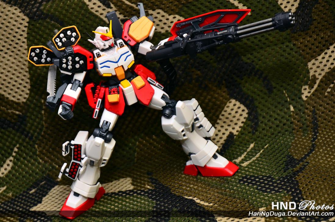 GaoGao Reshipment Fighter by HariNgDuga