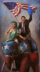 Colbert: American Warrior by astoralexander