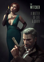 The Witcher - A Matter of Life and Death (Modern)
