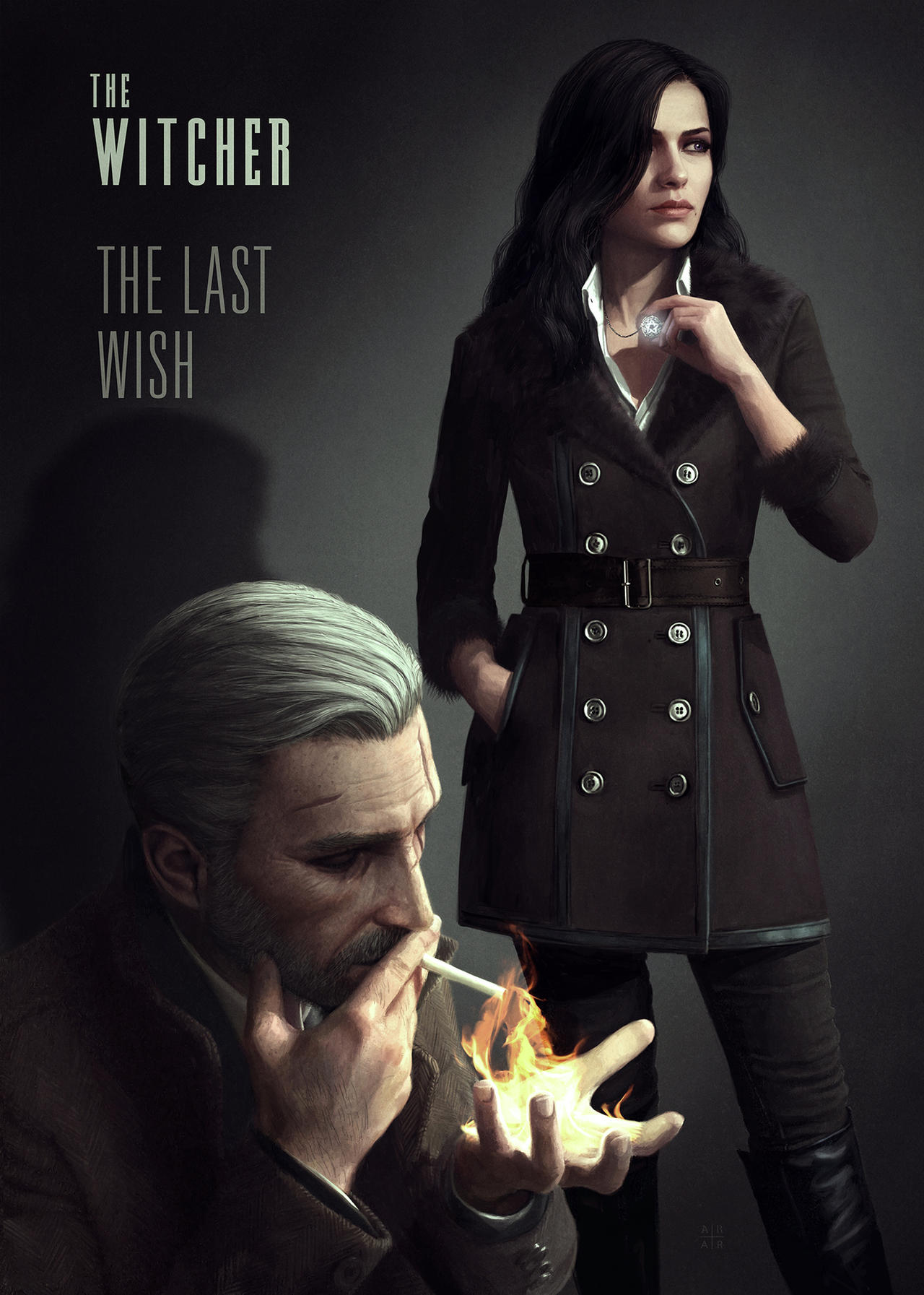 The Witcher - The Last Wish (Modern)