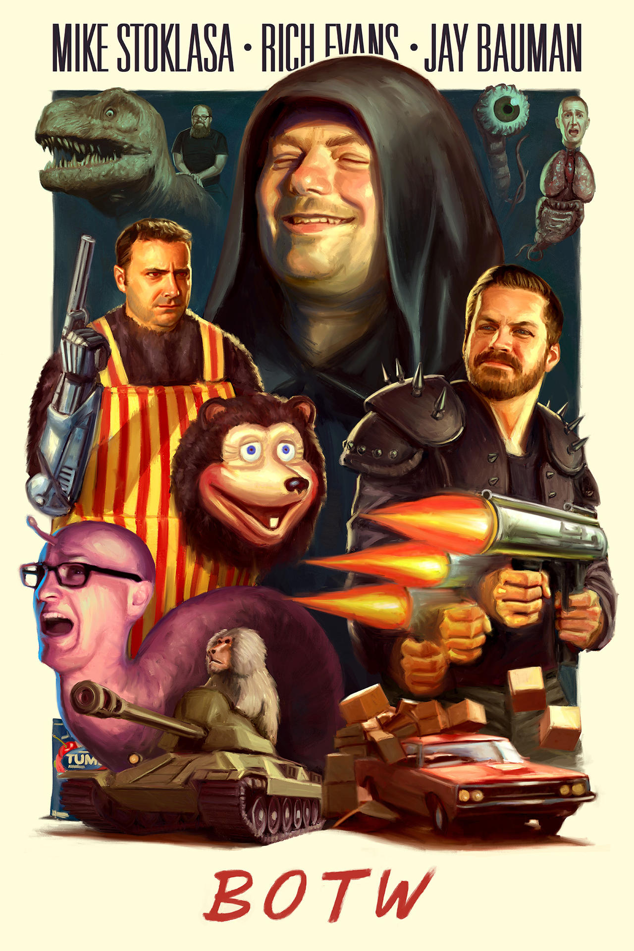 Amazing poster for Best of The Worst. : RedLetterMedia