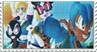 Dance Summit 2001 stamp by ShortyCream97