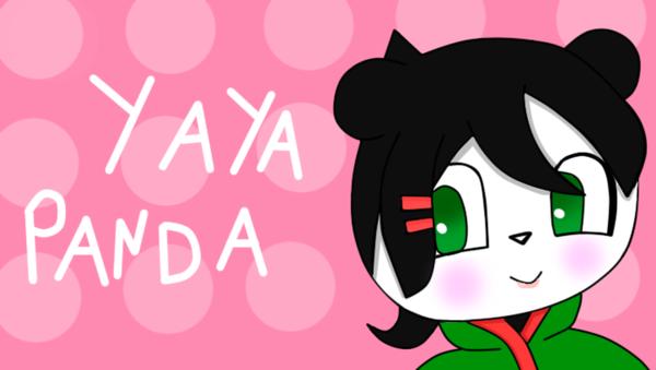 Yaya Panda by ShortyCream97