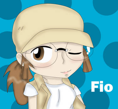 Fio 2 by ShortyCream97