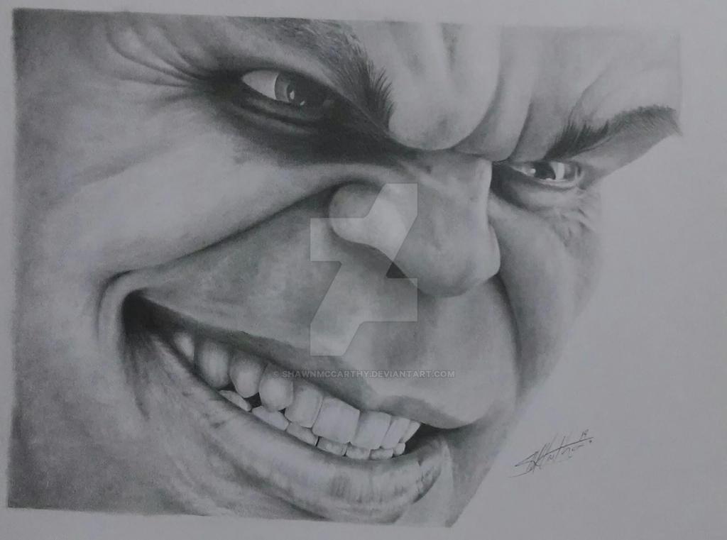 Hulk by ShawnMcCarthy