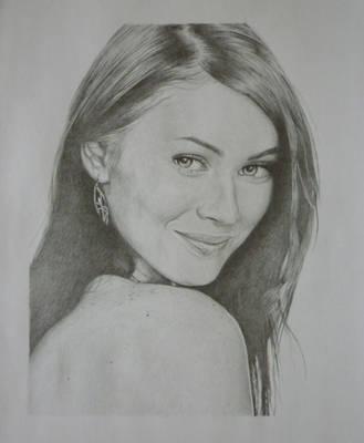 Megan Fox by l3lackn8de
