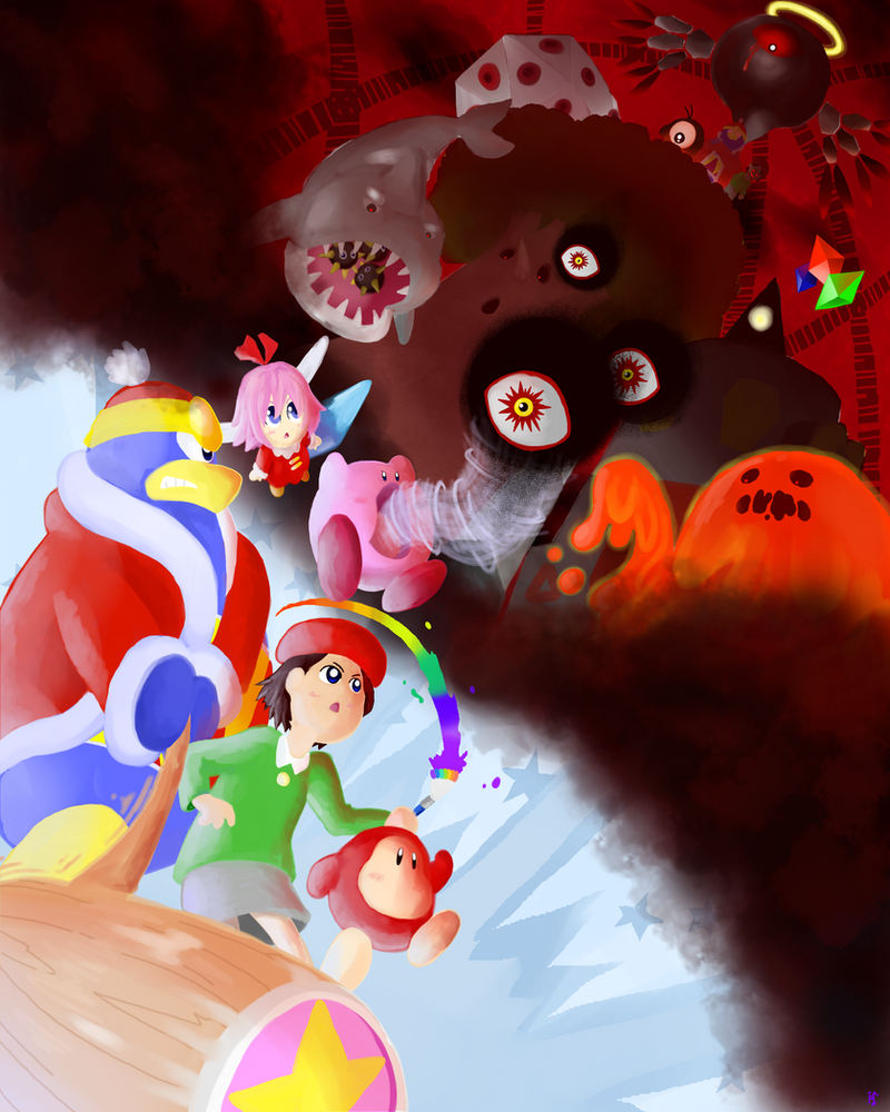 Kirby 64 by hollownote on deviantart kirby 64 by hollownote voltagebd Gallery