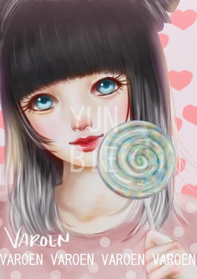 Love Love Pastel by yun-bie