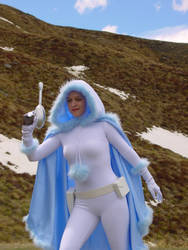 Snowbunny Padme' Amidala by AnariaZar-Rel