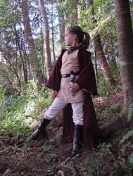 Young Jedi Padawan by AnariaZar-Rel