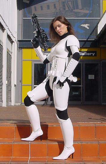 Femtrooper with attitude by AnariaZar-Rel