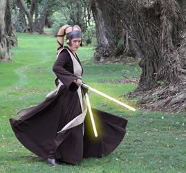 Twi'lek Jedi Historian by AnariaZar-Rel