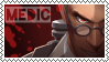 Medic 3 Stamp by Kaithev