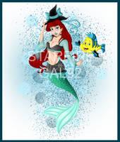Halloween Underwater by starfiregal92