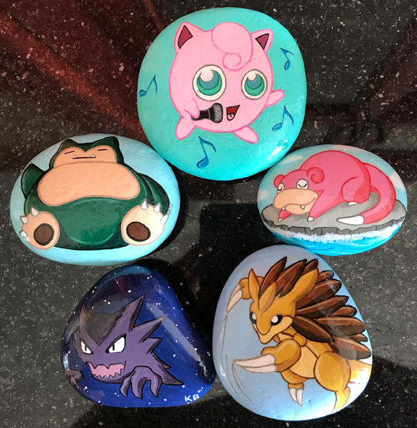 Painted Rocks For Sale On Ebay