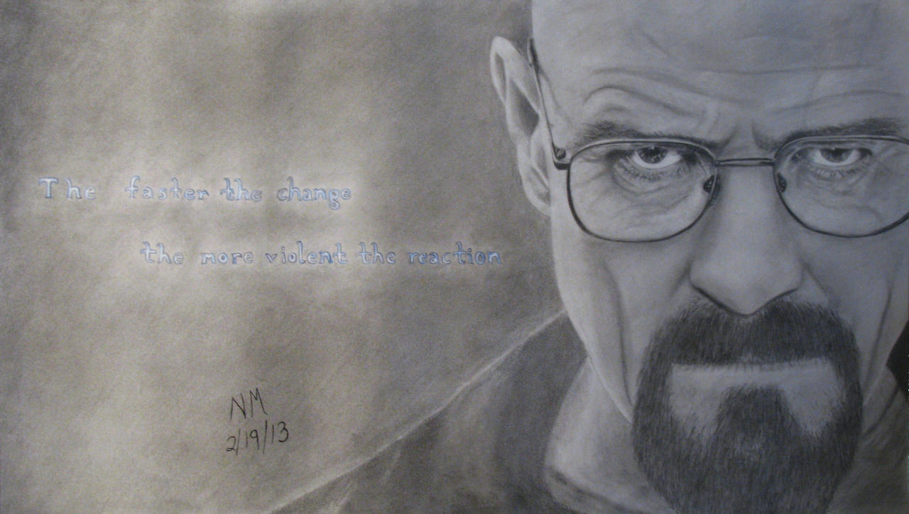 The One Who Knocks by TheAvatar1213