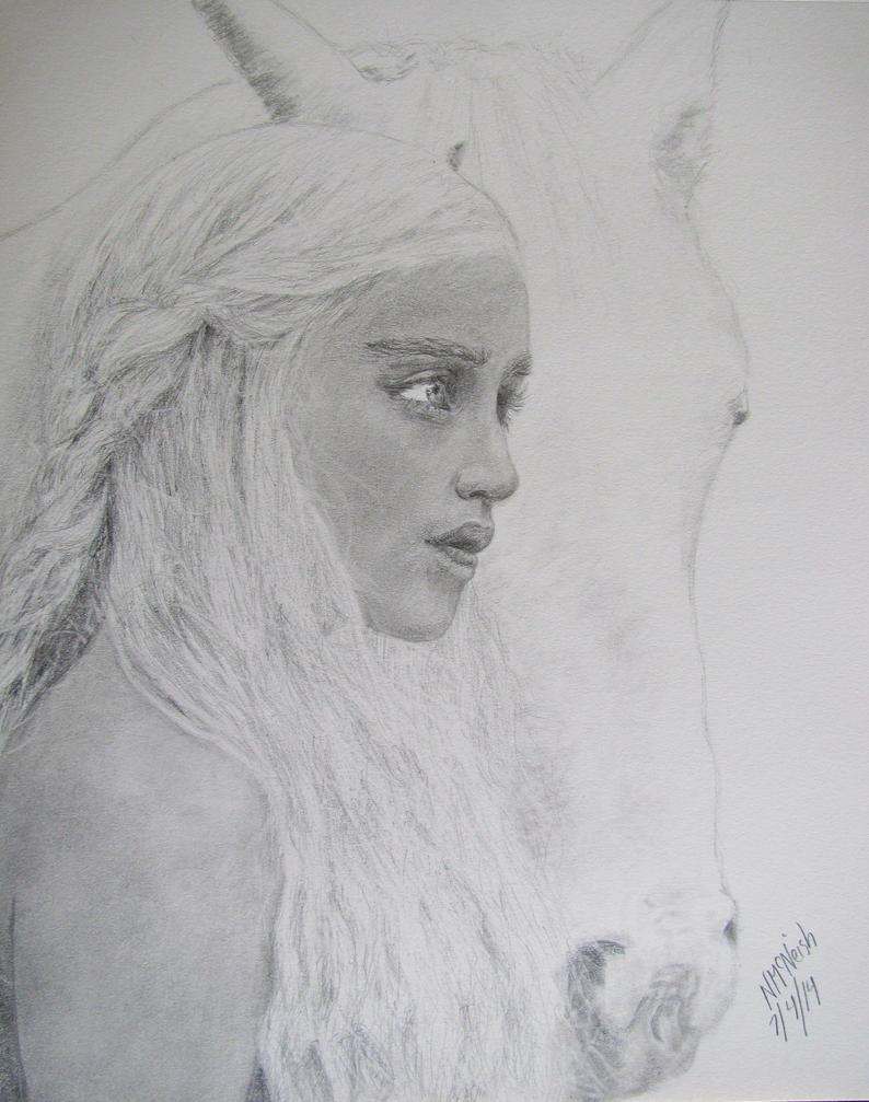Daenerys Targaryen by TheAvatar1213