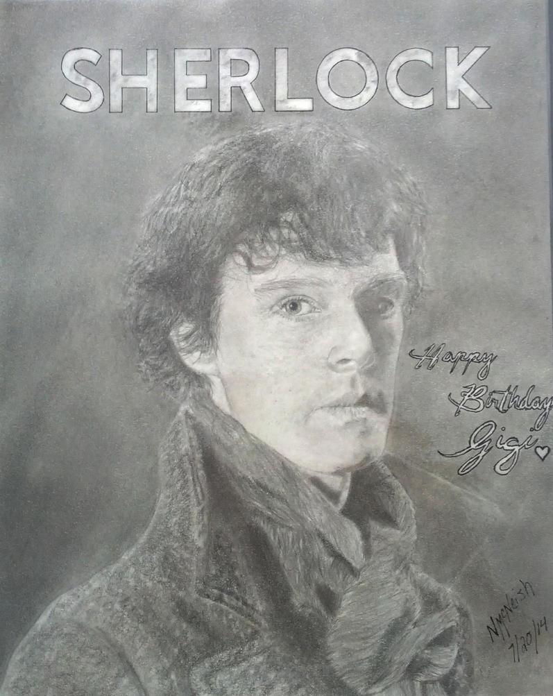 Sherlock by TheAvatar1213