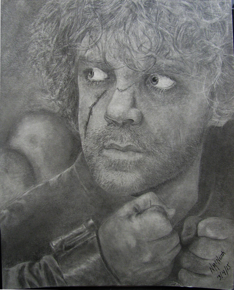 Tyrion Lannister by TheAvatar1213