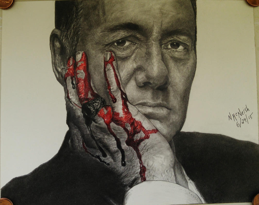 Francis Underwood by TheAvatar1213