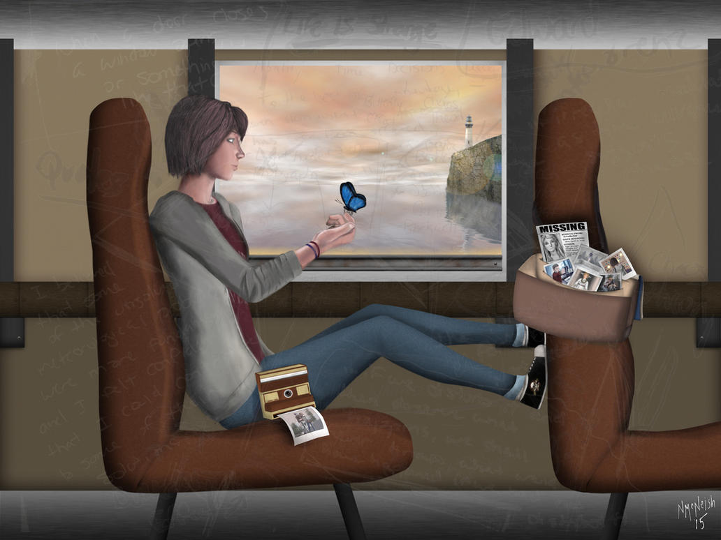 Life is Strange by TheAvatar1213
