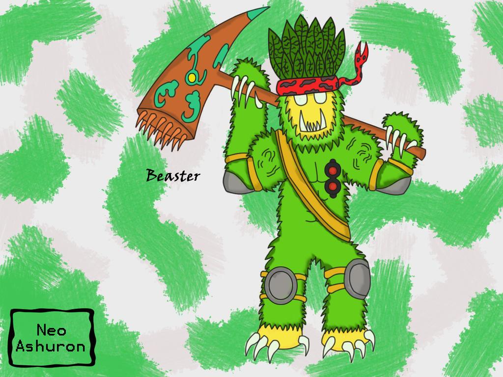 Beaster Digital (Natura) by neoashuron