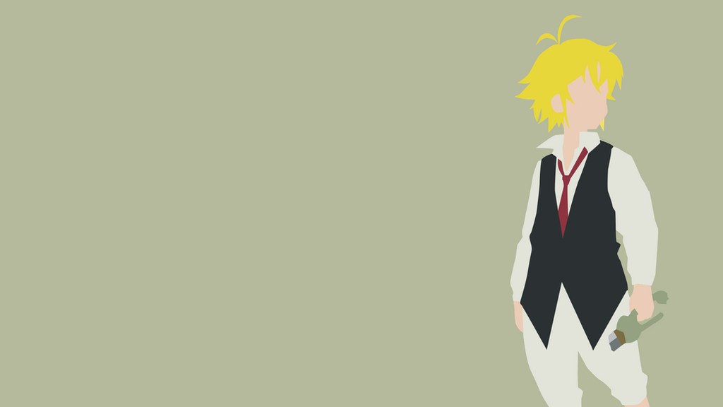 Meliodas Nanatsu No Taizai Silhouette Wallpaper By RoznovakMety On