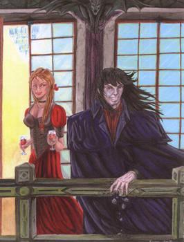 L'invitation du vampire