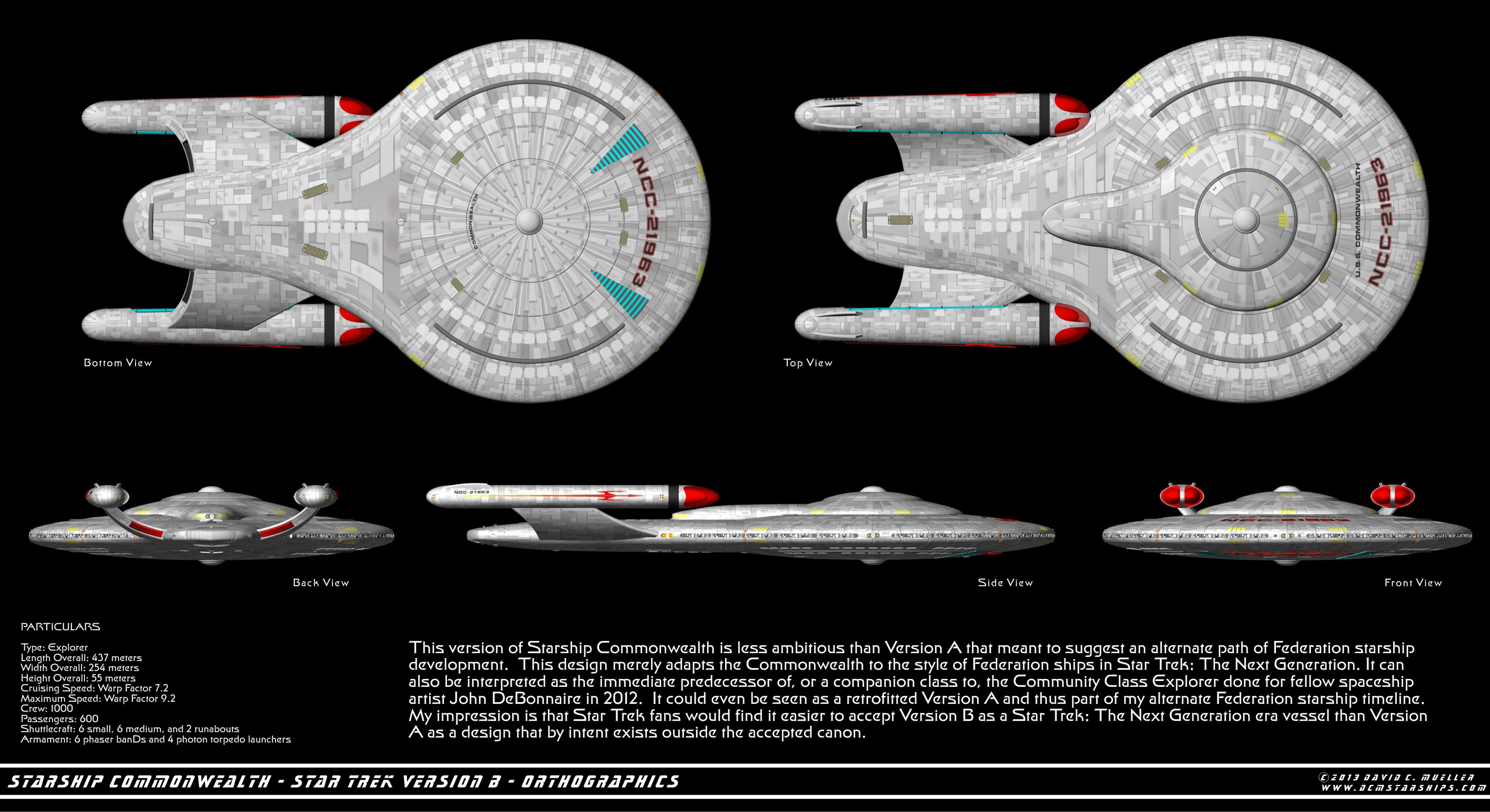 star trek future starship - photo #24